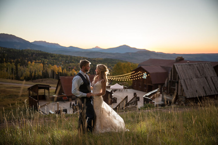 Jacki & Scott's Telluride Wedding