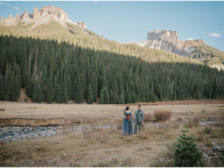 Summer Elopement, BA + Christine