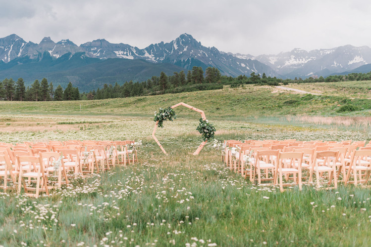 Mountain Wildflower Ceremony