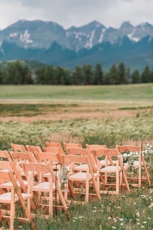 Mountain Wildflower Ceremony