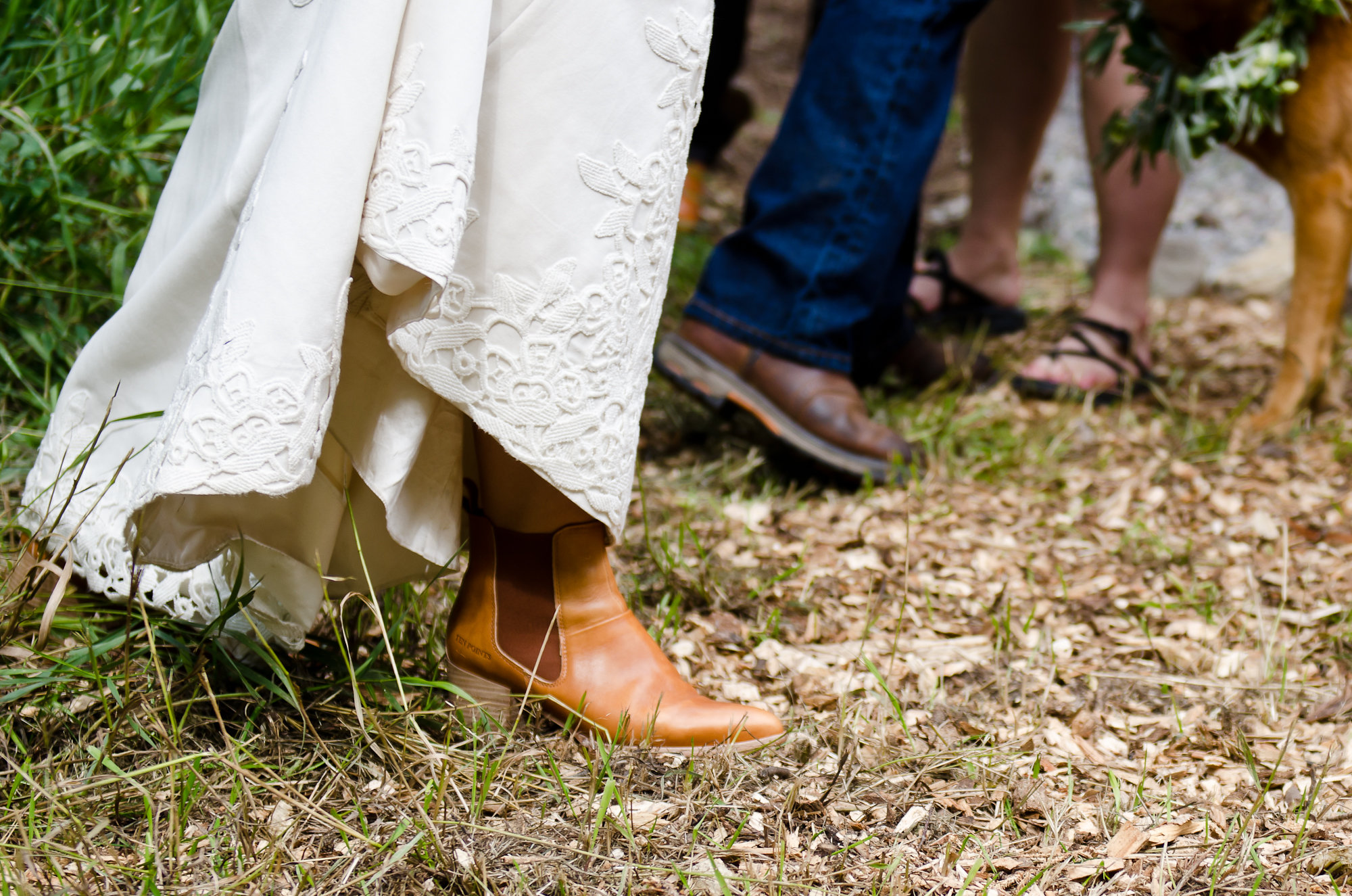 Cowgirl Bride Boots