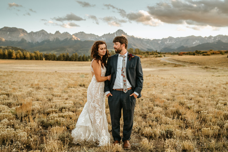 Katherine & Dave's Colorado Mountain Wedding