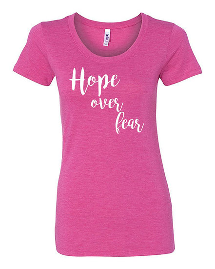 Hope over fear (Ladies)