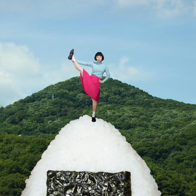 IzumiMiyazaki-riceball mountain.jpg