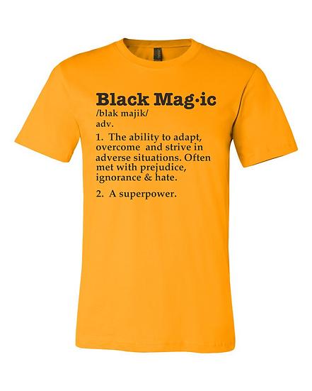 Black • Magic