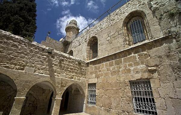 קבר דוד המלך   ירושלים