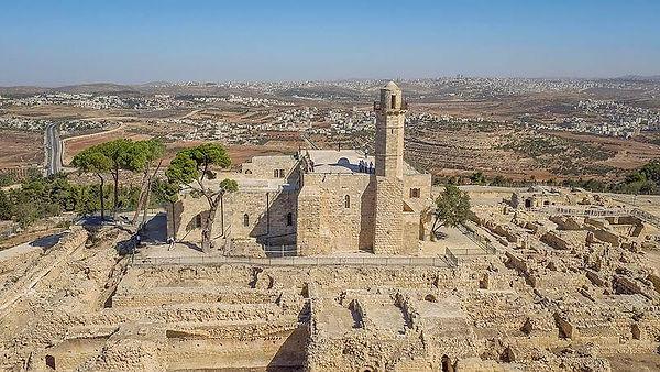 קבר שמואל הנביא   ירושלים