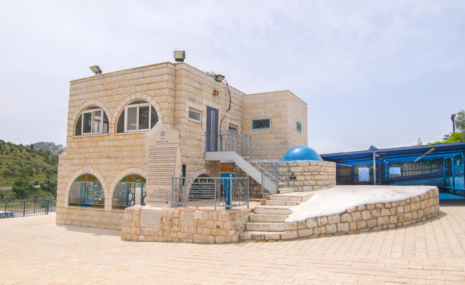 ציון רבי יהודה בר אלעאי