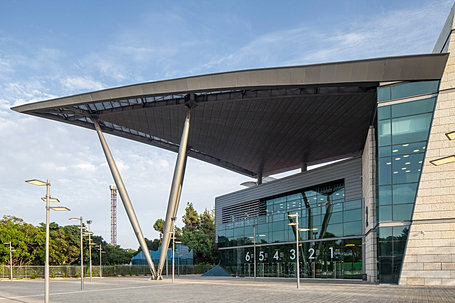 tel aviv convention center pavilion 2 - 1024×682