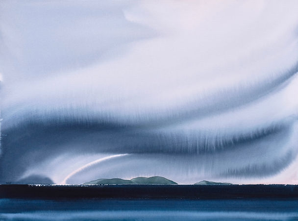 28 Enchanted Isles, winter squall  56x76cm £2200.jpg