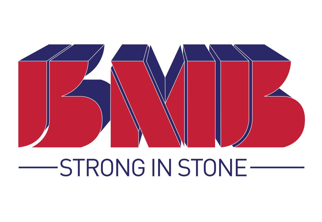 BMB stong in stone
