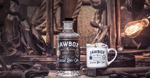 Belfast gin - jawbox - worth a sip or two..