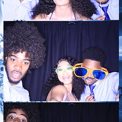 Diamond Primous' Graduation Party