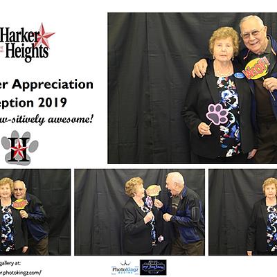 Harker Heights Volunteer Recognition