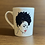 Thumbnail: Bling Natural Tapered Fro Mug