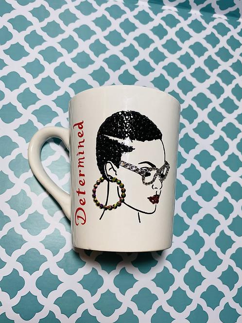 Determined Bling Mug