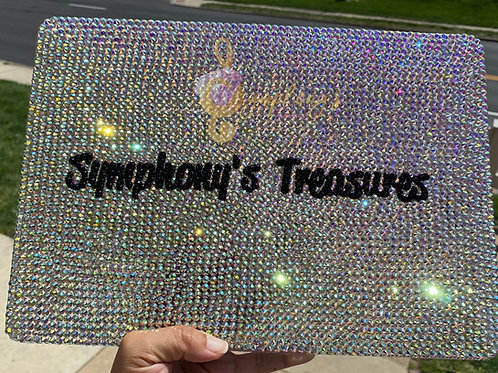 Custom Bling MacBook Air Case