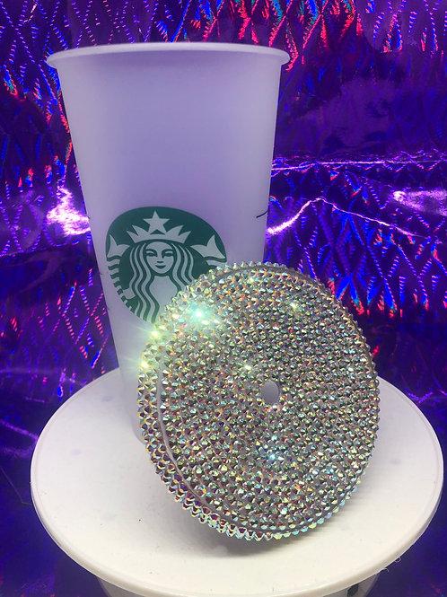 Bling Top Starbucks Tumbler