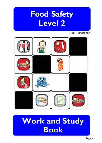 Level 2 Food Safety Study & Workbook