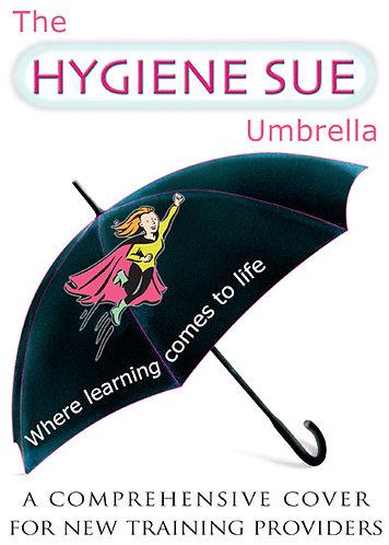 Hygiene Sue - Umbrella