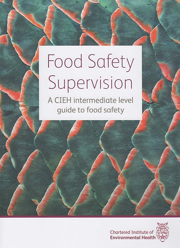 Food Safety For Supervisors