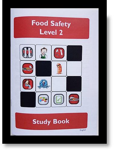 Hygiene Sue Level 2 Food Safety Study Book English