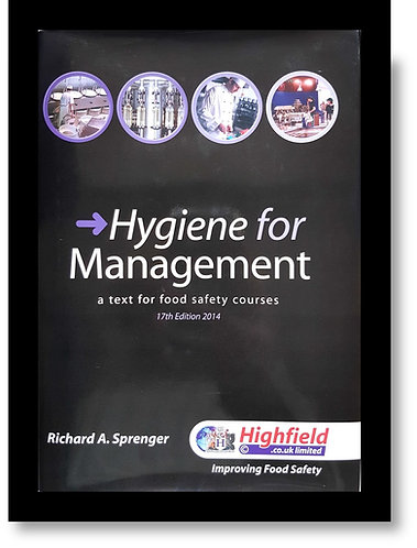 Hygiene for Management - Book