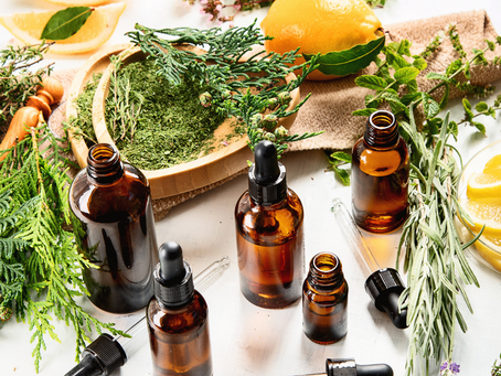 Essential Oils for Chinese Body Types