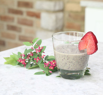 Focus and Energy Smoothie