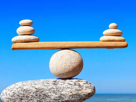 Balance...In a World of Extremes
