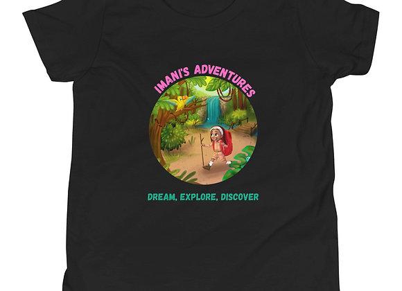 Imani's Adventures -Rainforest T-shirt
