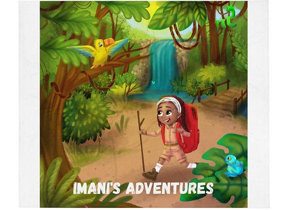 Imani's Adventures Blanket
