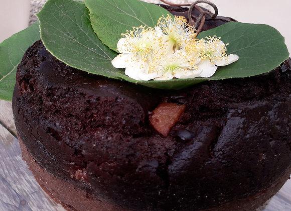 Morbida pere e cioccolato