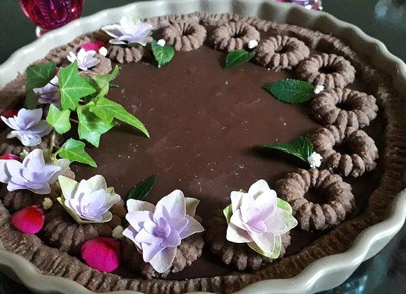 Extrema : tart au chocolat