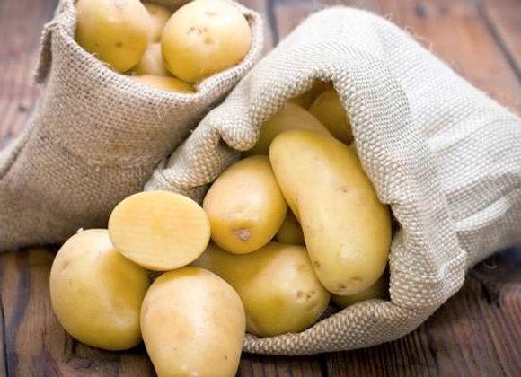 Gattò di patate e scamorza affumicata