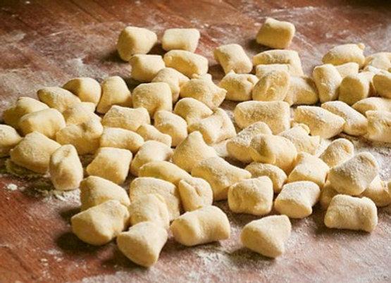 Gnocchi di patate pomodoro e mozzarella