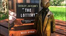 """The Lottery"" wins ""Best Adult Graphic Novel"" at Solliès Comics Festival (France"