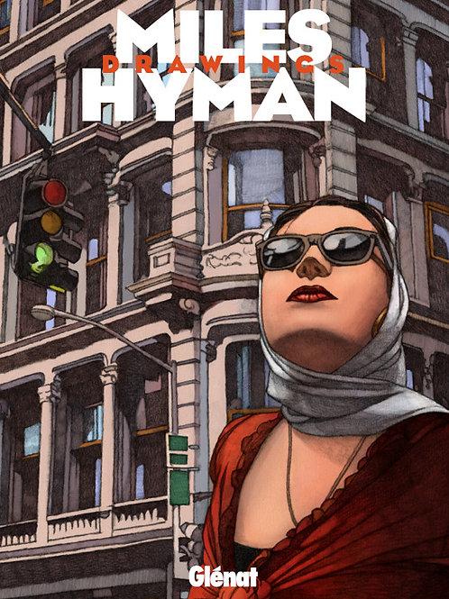 """Miles Hyman / Drawings"""