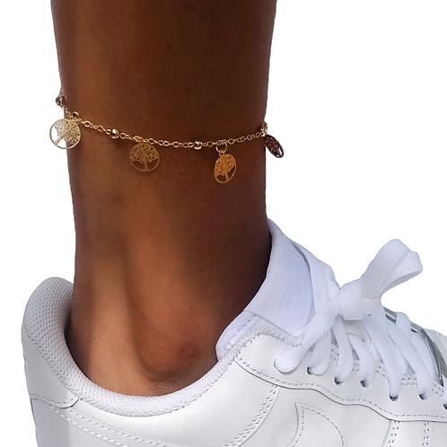 Tree Anklet