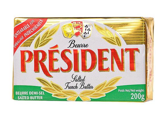 Salted Butter 80% PRESIDENT