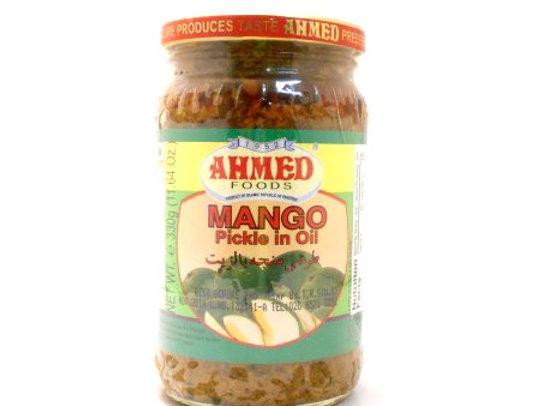 Hyd Mango Pickle AHMED