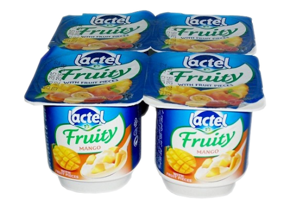Dairy Dessert Long Life Mango LACTEL