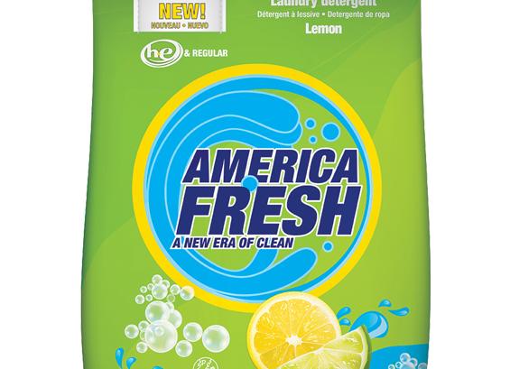 America Fresh Lemon Det. 400g
