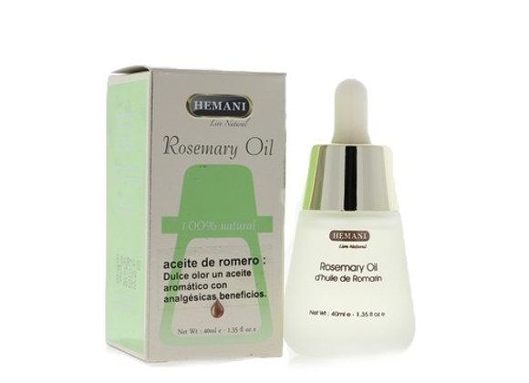 Rosemary oil 100% HEMANI
