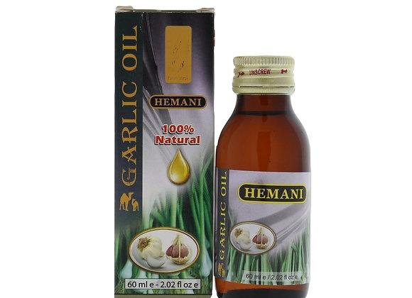 Garlic Oil 100% HEMANI
