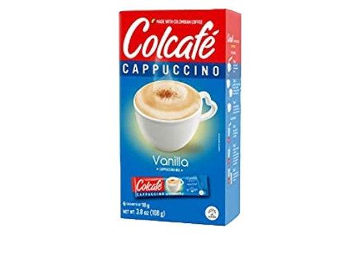 Colcafe Cappucino F. Vanil.18g