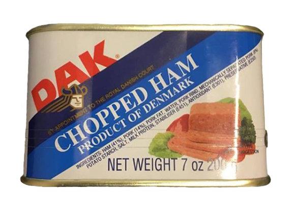 Dak Chopped Ham 7oz
