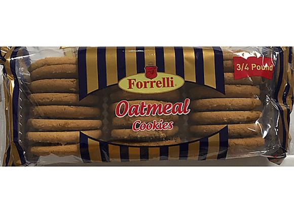 Oatmeal Cookies FORRELLI