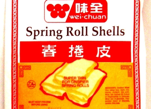 Wraps Spring Roll (40 x 11oz) (311g)(25pcs Per Pkt) Kosher