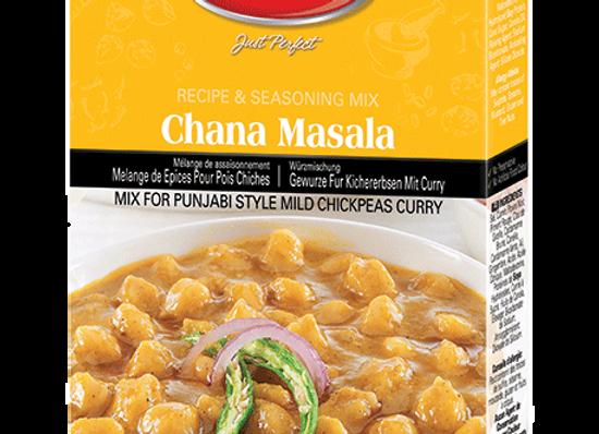Chana Masala SHAN
